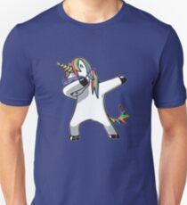 Dabbing Rave Unicorn T-Shirt