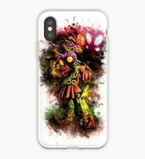 Skull Kid Majora Mask - Zelda iPhone Case