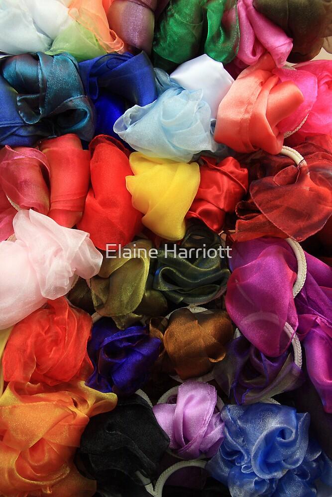 Colour My World by Elaine Harriott