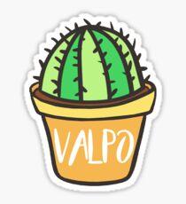 Valpo Cactus Sticker