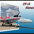 """CF-18 """"Out of Bounds"""" by ScottH711"""