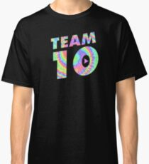Team 10 Tie Dye Jake Paul Classic T-Shirt