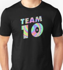 Team 10 Tie Dye Jake Paul T-Shirt