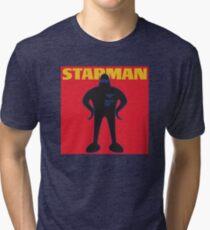 Starman (Starboy) Tri-blend T-Shirt