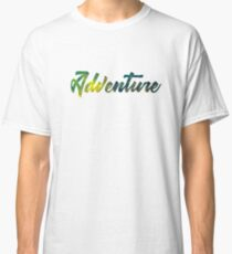 Adventure Sunset Classic T-Shirt