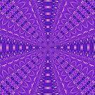 Purple Swirl by Marie Sharp