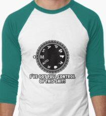 Full Control Men's Baseball ¾ T-Shirt