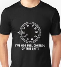 Full Control Unisex T-Shirt