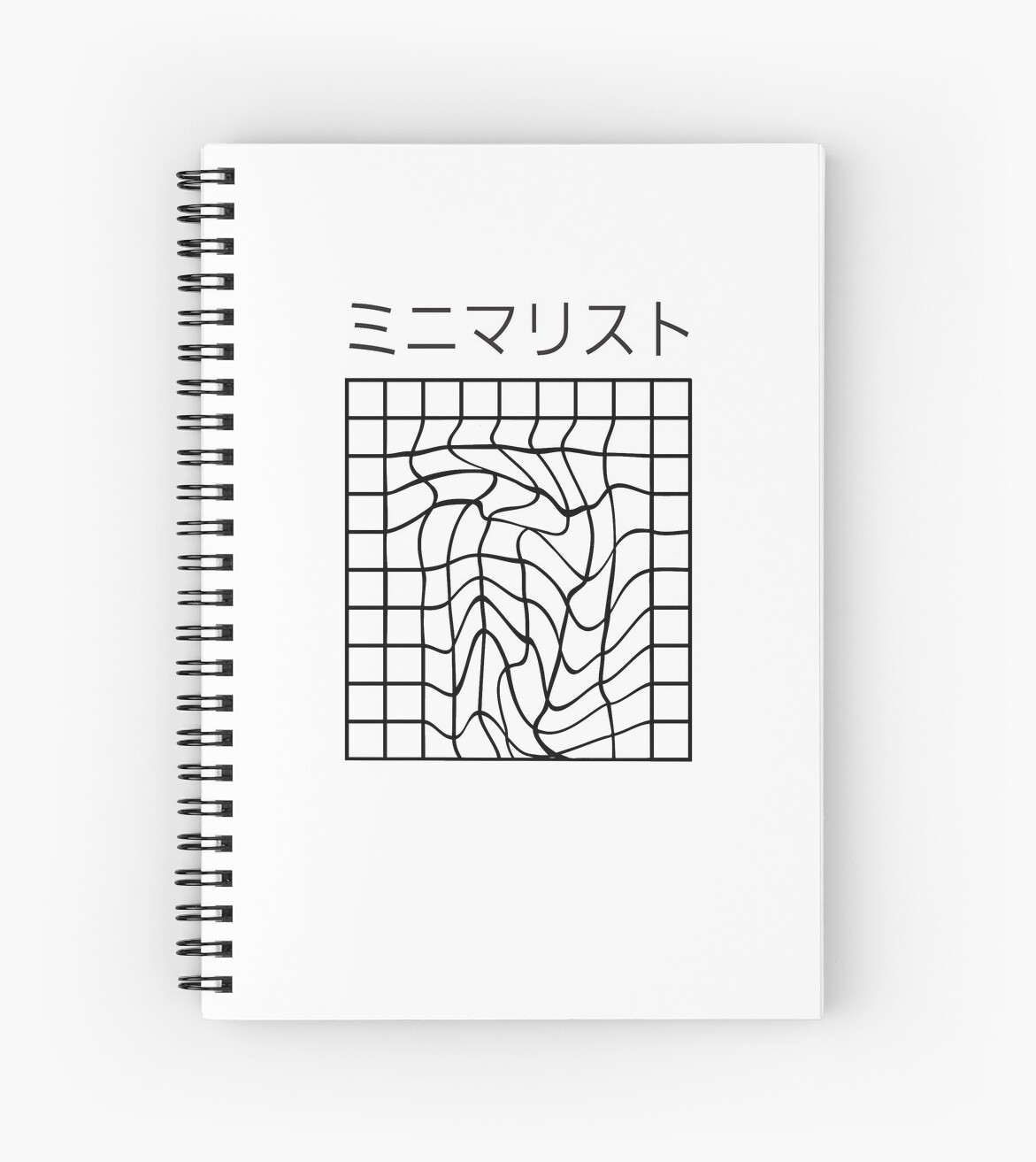 Vaporwave Minimalist ミニマリスト Japanese Grid Tumblr Spiral