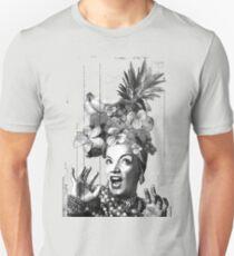 Tropical Miranda (Black & White Edition 2017) Unisex T-Shirt