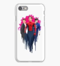 Peter Parker, drips.  iPhone Case/Skin