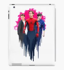 Peter Parker, drips.  iPad Case/Skin