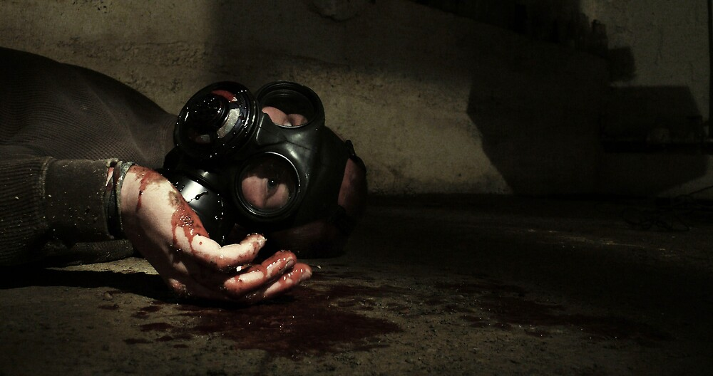 Infection by dreckenschill