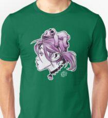 DedTedHed Purple Unisex T-Shirt
