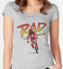 Cru Jones Rad Women's Fitted Scoop T-Shirt