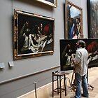 Artist At Work by Tom  Reynen