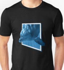 Enter Here Unisex T-Shirt