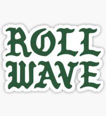 Roll Wave Pablo Sticker