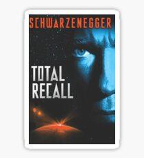 Total Recall Sticker