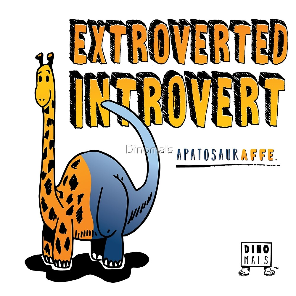 Extroverted Introvert by Dinomals