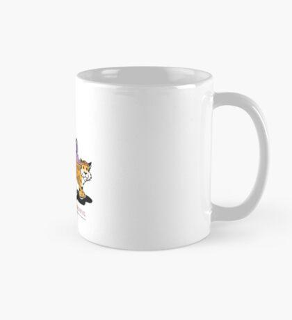 One Sharp Dressed Cat Mug