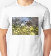 Stop and eat - err, smell - the flowers. :P Unisex T-Shirt