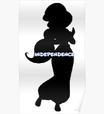 Princess of Indepedence Poster