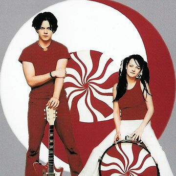 The White Stripes ~  by abbabell