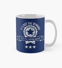 It's not the winning, it's the taking apart Mug