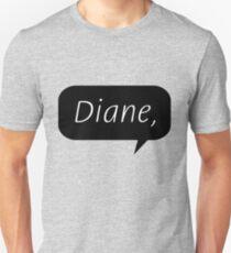 Diane, Unisex T-Shirt