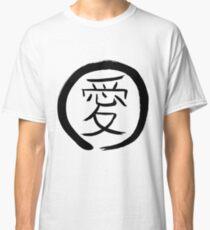 Kanji - Love (Ring) Classic T-Shirt
