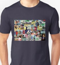 Flight Attendants Unisex T-Shirt