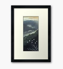 Misty Corellas Framed Print