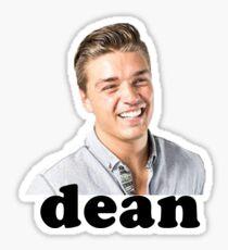 Dean Bachelorette Sticker Sticker
