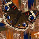 Industrial Butterfly II Buckeye by Sharen Chatterton
