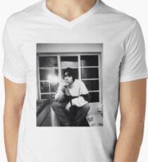 Liam Gallagher Men's V-Neck T-Shirt