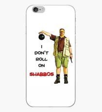 Ich rolle nicht am Schabbat! von Walter Sobtschak iPhone-Hülle & Cover