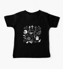 Buffy Symbology - White Kids Clothes