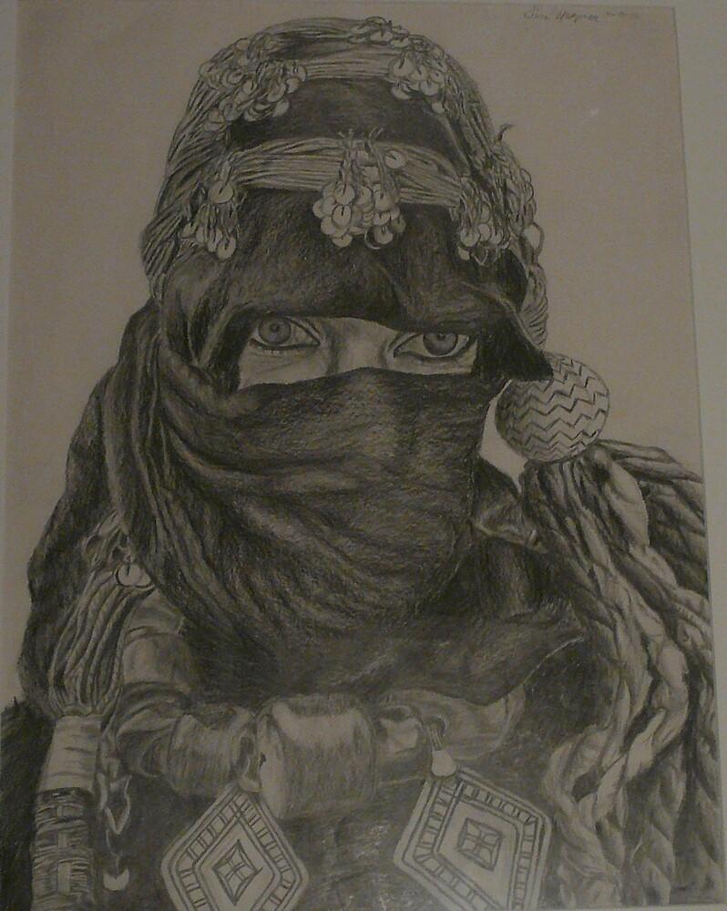 Morrocan Girl by sara2442