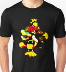 Flaming Bowser T-Shirt