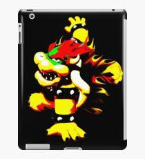 Flaming Bowser iPad Case/Skin