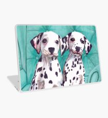 Dalmation puppies  Laptop Skin