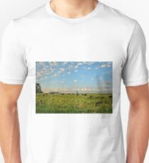 Morning Grazing Unisex T-Shirt