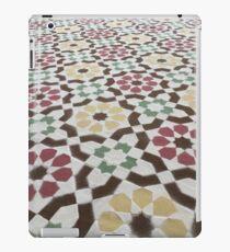 Patterned  iPad Case/Skin
