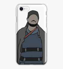 Omar The Wire iPhone Case/Skin