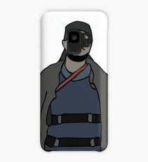 Omar The Wire Case/Skin for Samsung Galaxy
