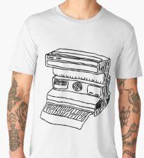 POLAROID - LIFE IS STRANGE Men's Premium T-Shirt