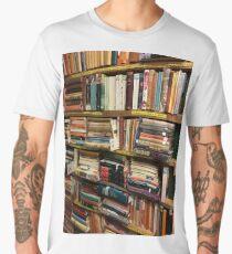 Books books books Men's Premium T-Shirt