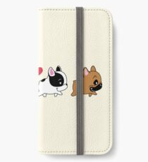 Frenchie Family iPhone Wallet/Case/Skin
