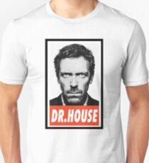 -SERIES- Dr House T-Shirt